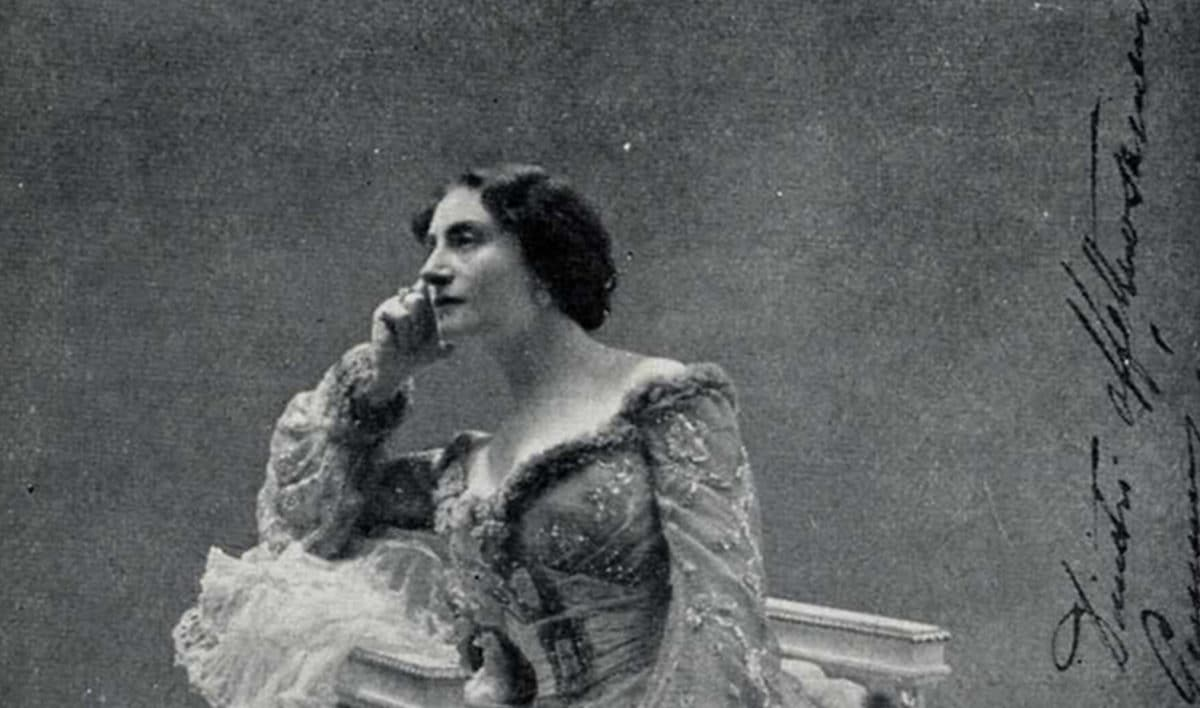 1885 Teatro Costanzi
