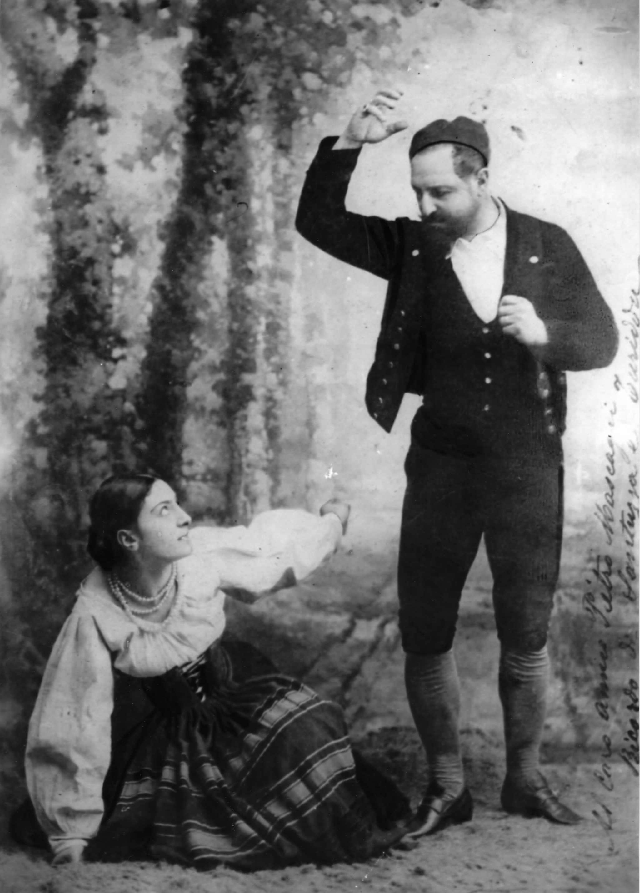 1890 Teatro Costanzi