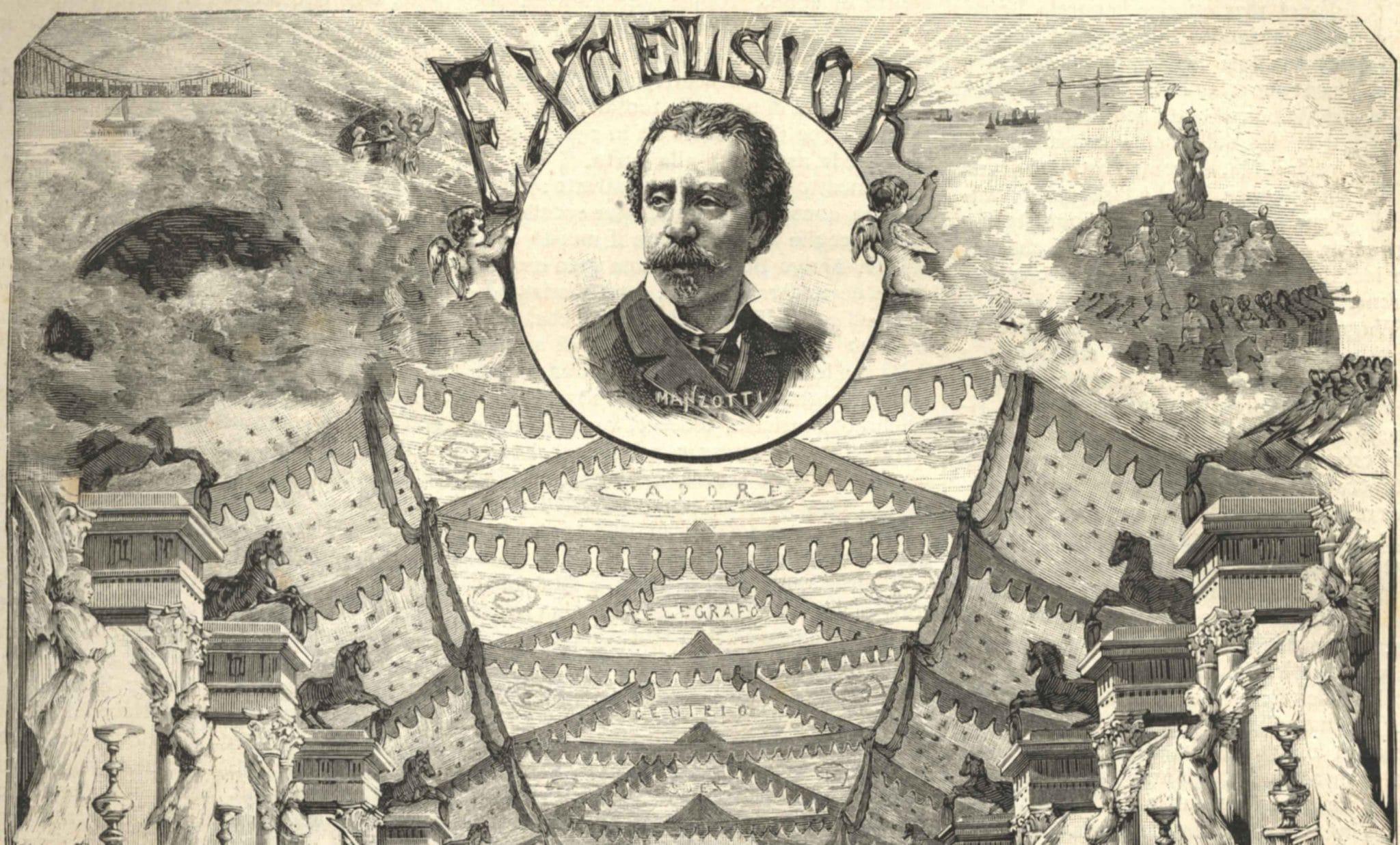 1884 Teatro Costanzi