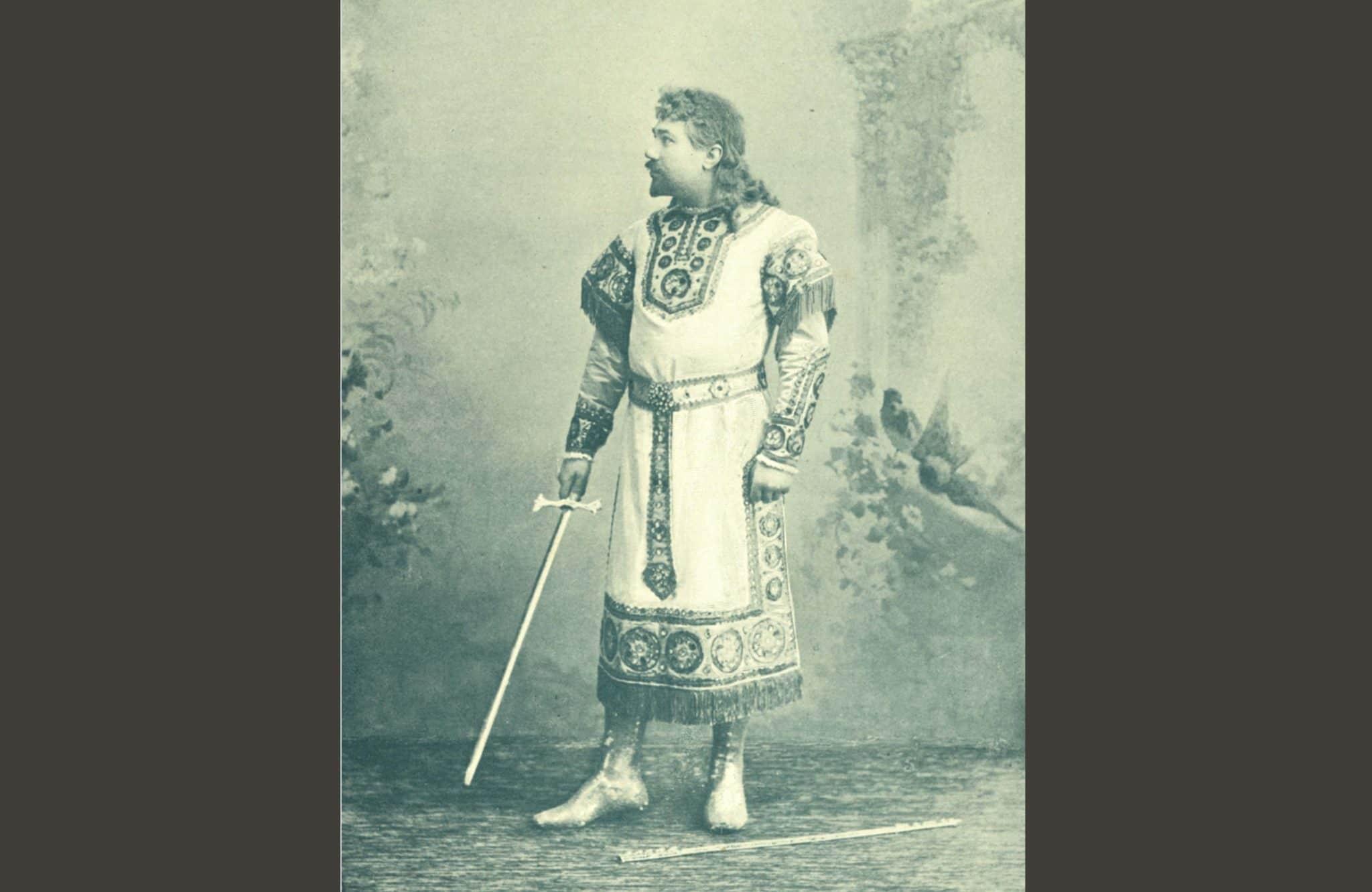 1897 Teatro Costanzi