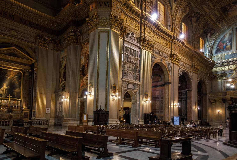 1982-83 Basilica di Sant'Andrea della Valle