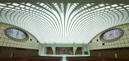 1982-83 Sala Nervi, Aula Paolo VI